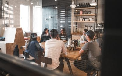 On the surprising benefits of conversation in the workplace