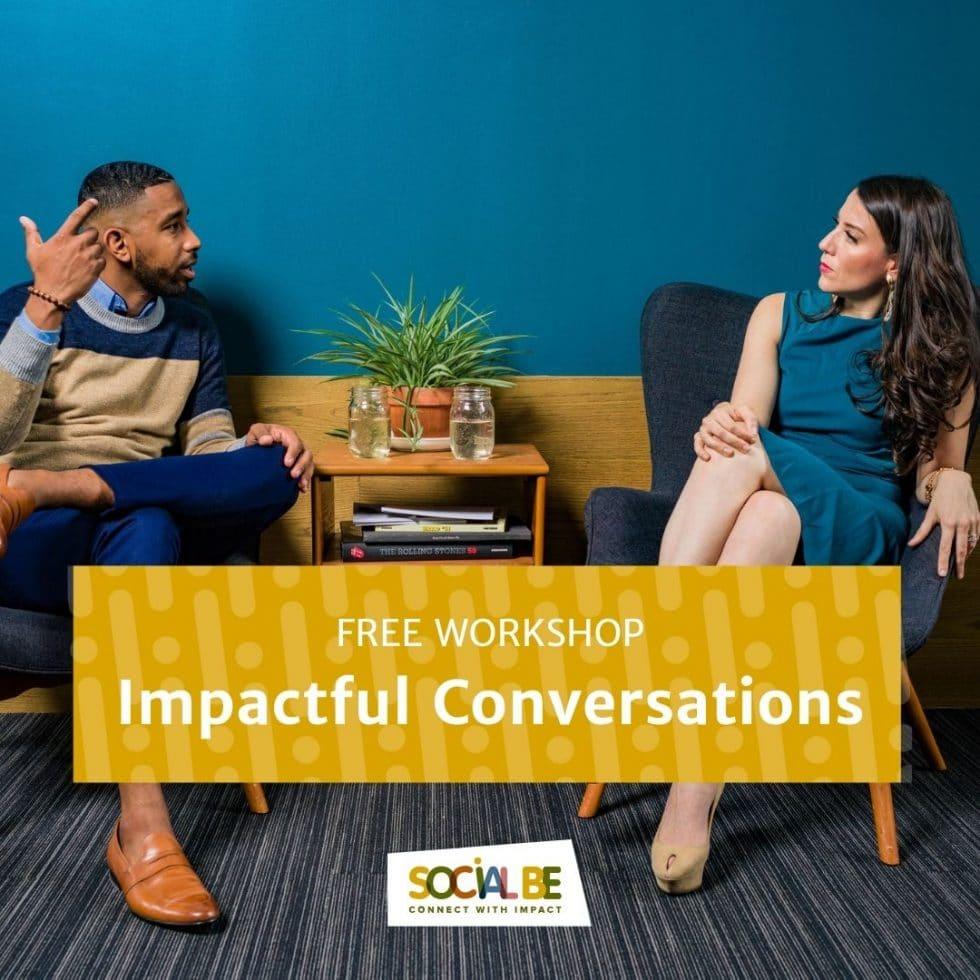 Impactful Conversations Webinar Melissa Curley