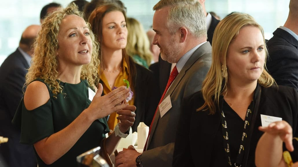 Cork Chamber Networking